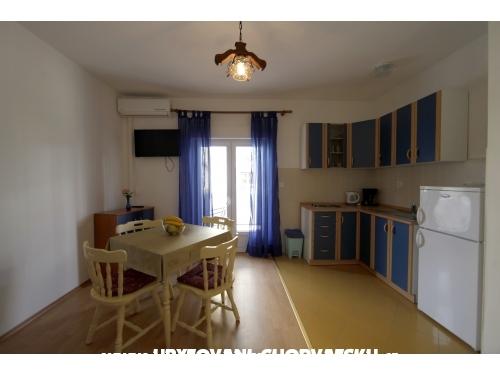 Appartements Višnja - ostrov Rab Kroatien