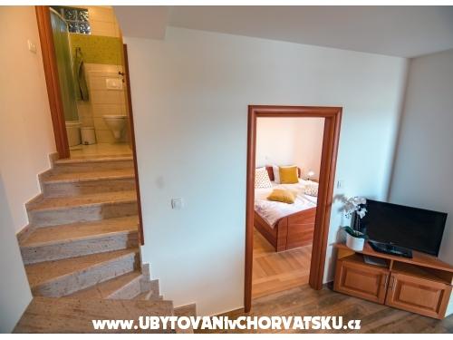Apartmány Zdenka - ostrov Rab Chorvatsko
