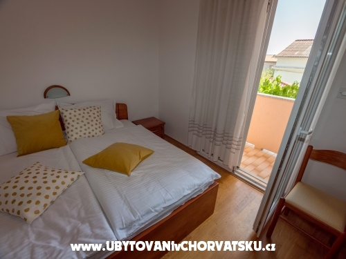Apartmány Zdenka - ostrov Rab Chorvátsko