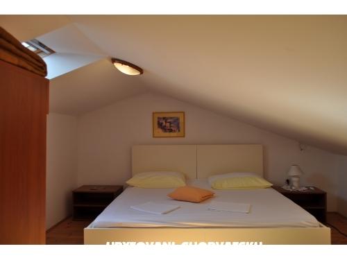 Apartamenty Anamar - ostrov Rab Chorwacja