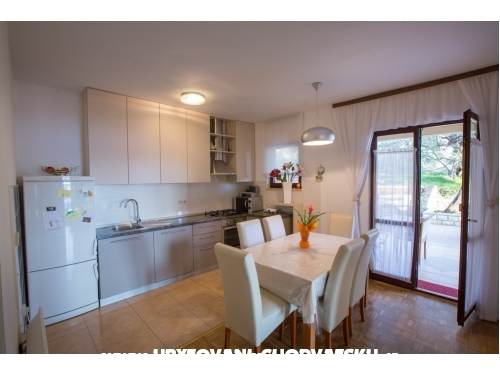 Appartamenti Anamar - ostrov Rab Croazia