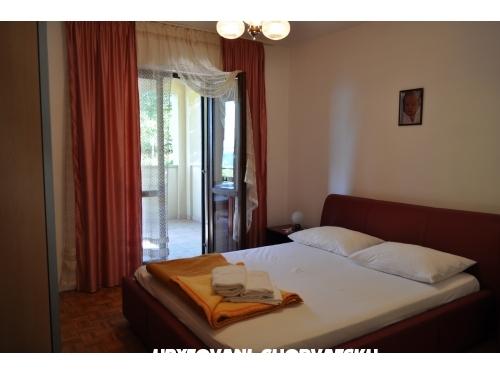 Apartmanok Anamar - ostrov Rab Horv�torsz�g