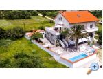 Apartments Anny with pool - ostrov Rab Croatia
