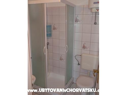 Apartmány Dora - ostrov Rab Chorvatsko