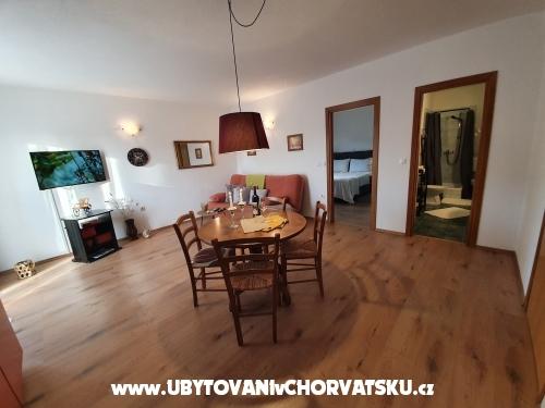 Apartmány- Villa Ilijic - ostrov Rab Chorvátsko
