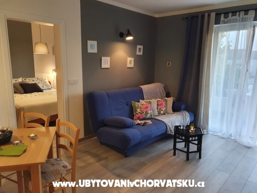 Apartmanok Ilijic - ostrov Rab Horvátország
