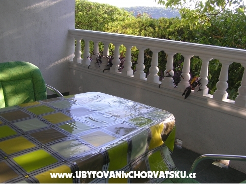 Apartmani Joško Debelić - ostrov Rab Hrvatska