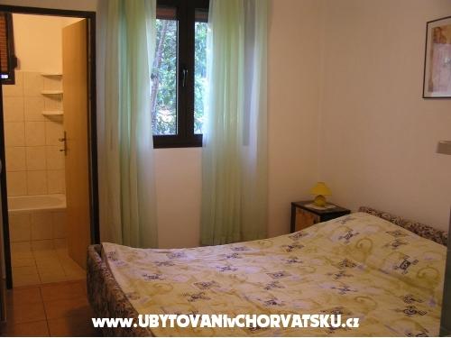 Apartmány Joško Debelić - ostrov Rab Chorvatsko