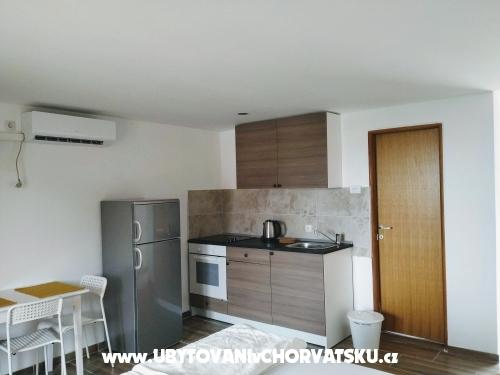 Apartmány Md Staničić - ostrov Rab Chorvatsko