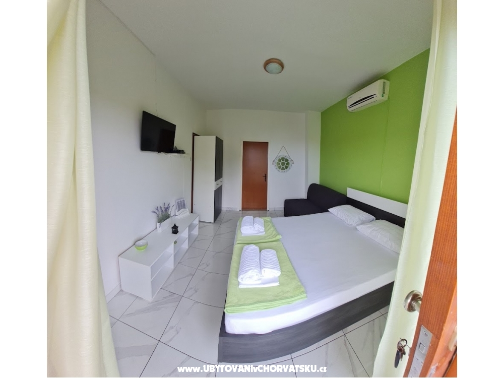Apartments Md Staničić - ostrov Rab Croatia