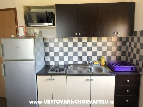 Appartements Md Staničić - ostrov Rab Croatie