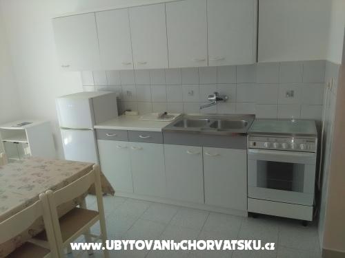 Apartmány Mlacovic - ostrov Rab Chorvatsko