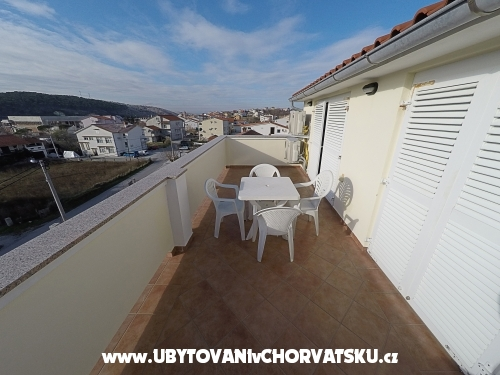 Appartements Pi�uljan - ostrov Rab Croatie