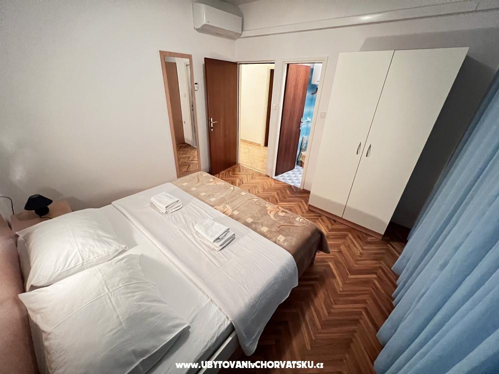 апартаменты Pi�uljan - ostrov Rab Хорватия