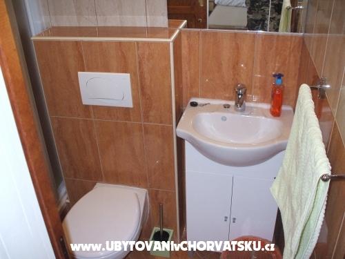 Apartmanok Pičuljan - ostrov Rab Horvátország