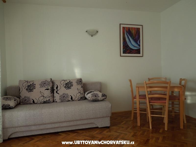 Apartmány Ruzica - ostrov Rab Chorvatsko
