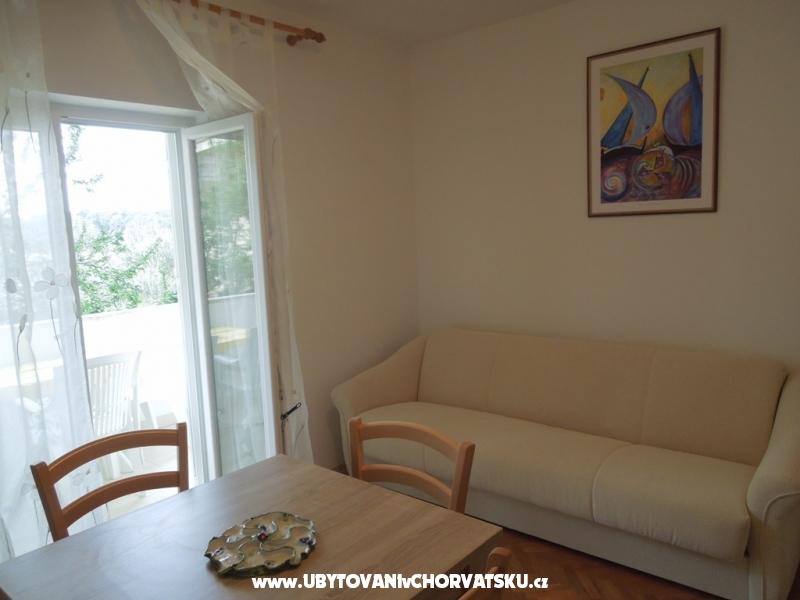 апартаменты Ruzica - ostrov Rab Хорватия