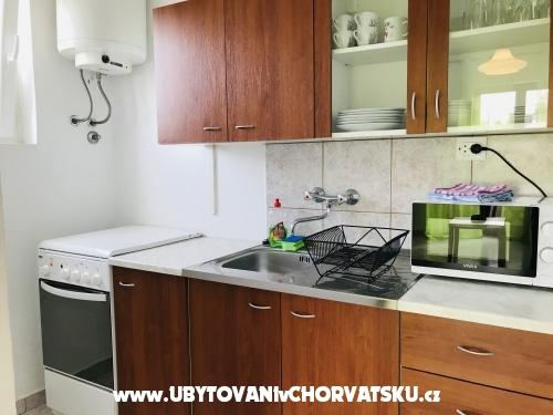 Apartmány Tariba M&V - ostrov Rab Chorvátsko