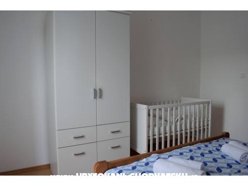 Apartmány Tommy - ostrov Rab Chorvatsko