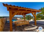 App. Villa Seka with Pool - ostrov Rab Croatia