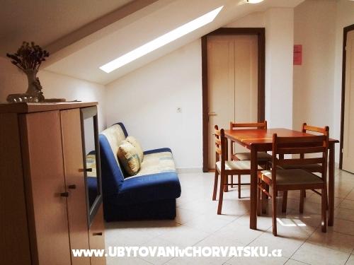 Appartements Biba - ostrov Rab Kroatien