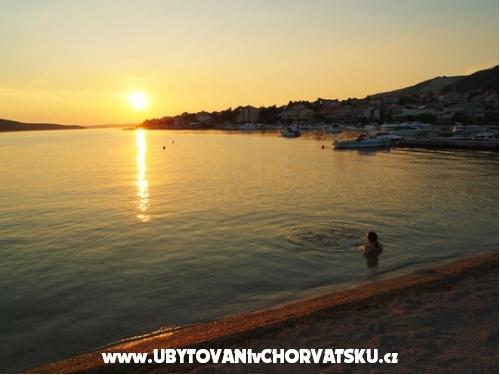 Apartamenty Biba - ostrov Rab Chorwacja