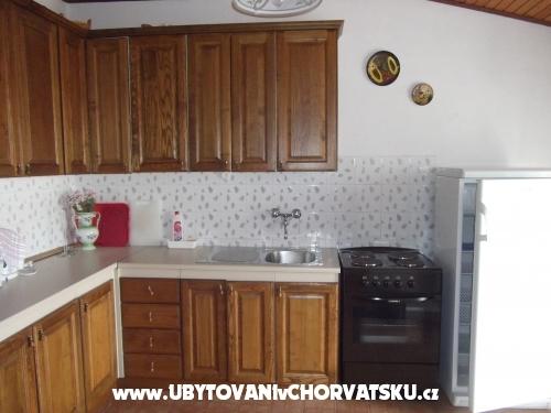 DUDA Apartmány - ostrov Rab Chorvátsko