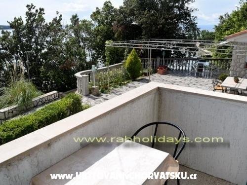 Villa Agata with Sauna - ostrov Rab Horvátország