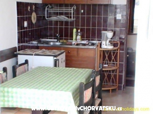 Gonar Apartm�ny - ostrov Rab Chorv�tsko