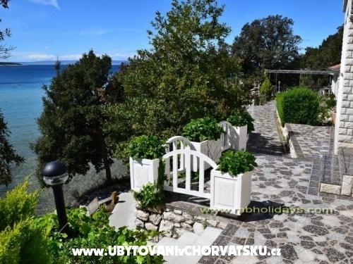 Gonar Apartamenty - ostrov Rab Chorwacja
