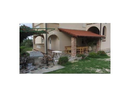 Dům Leonora - ostrov Rab Chorvatsko