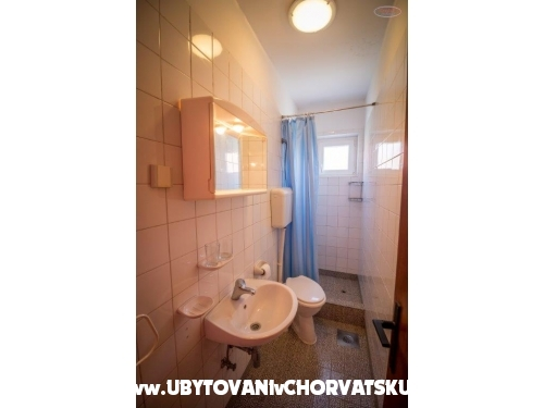 Whirlpool Apartmány Skoblar - ostrov Rab Chorvatsko