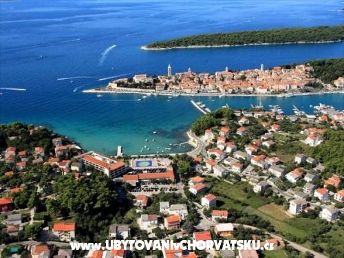 Island Rab Mare - ostrov Rab Chorvátsko