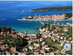 Island Rab Mare - ostrov Rab Kroatien
