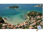Island Rab Mare - ostrov Rab Horvátország