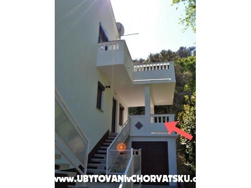 Apartmány Pavlecic - ostrov Rab Chorvátsko