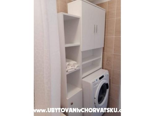 Apartmány Mira - ostrov Rab Chorvátsko