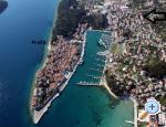Rab centar - ostrov Rab Horvátország