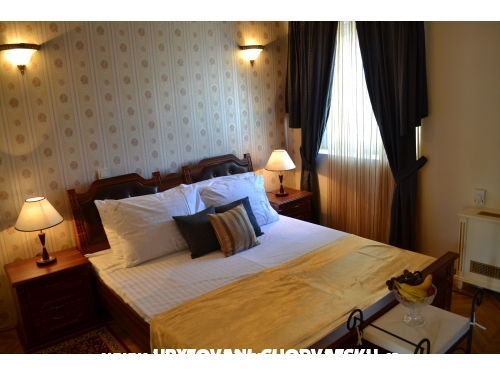 Villas Arbia - rooms and apartments - ostrov Rab Chorwacja