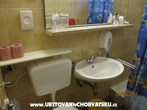 Villas Arbia - Chambres and Appartements - ostrov Rab Croatie