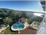 Villa Agata z bazenom & sauna - ostrov Rab Hrvaška