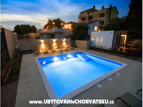Villa Anka - ostrov Rab Croatia