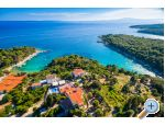 Villa Anka - ostrov Rab Kroatien