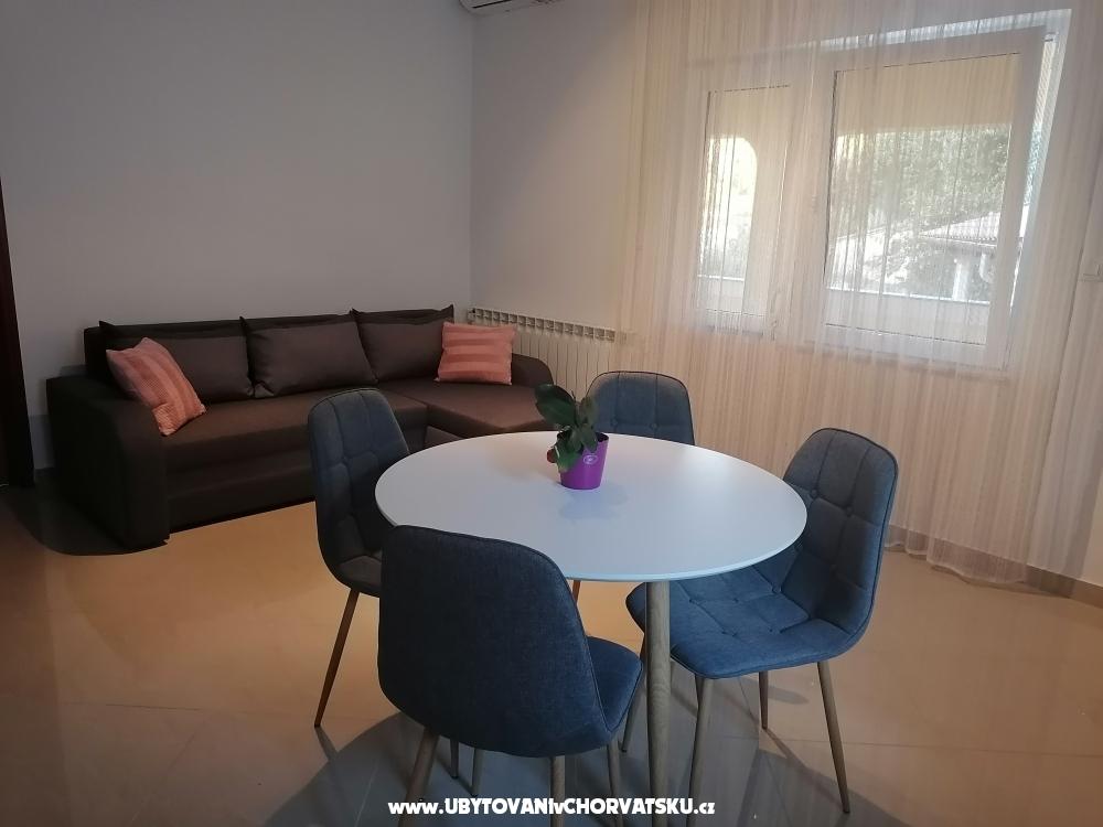 Villa Jagoda - ostrov Rab Kroatien
