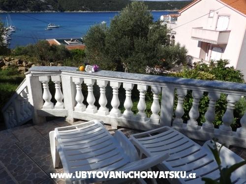 Villa Jagoda - ostrov Rab Chorvatsko