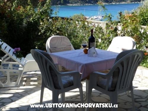 Villa Jagoda - ostrov Rab Horvátország