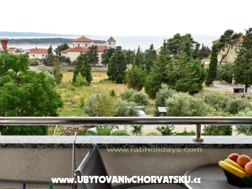 Villa Marija with Pool - ostrov Rab Horvátország