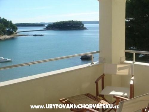 Villa Stella - ostrov Rab Chorvátsko
