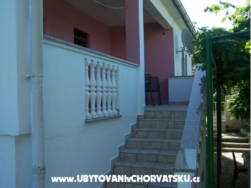 Apartmán Anka - Ražanac Chorvatsko