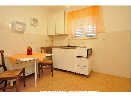 Appartement Nirvana - Ražanac Croatie